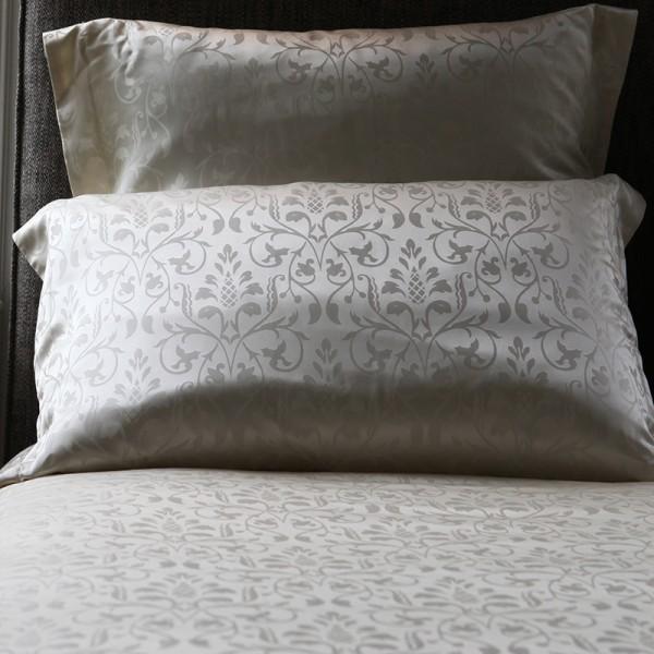 taie d oreiller satin polyester Taie d'oreiller Soie Prestige Satin – Couette & Nature taie d oreiller satin polyester